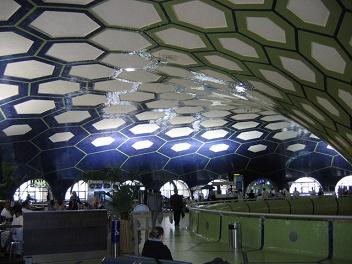 vliegveld van abu dhabi